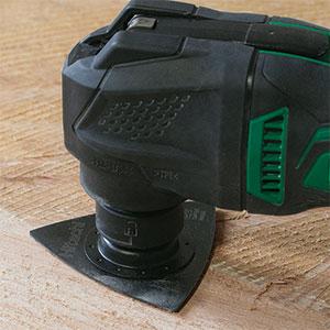 10.8V無繩多功能工具CV12DA應用示例:木材粗加工