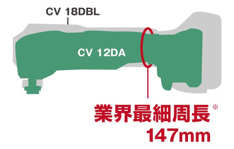 HiKOKIハイコーキ10.8Vコードレスマルチツールは軽量コンパクト