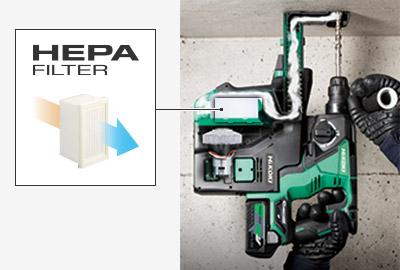 高性能HEPA過濾器
