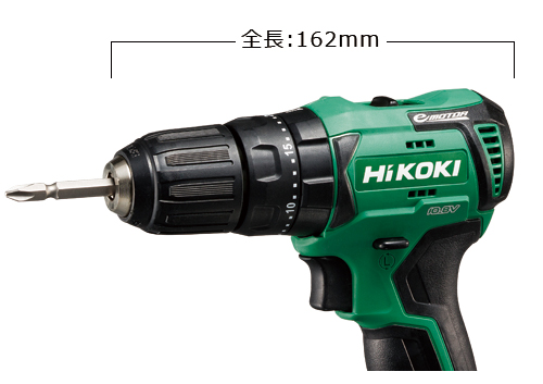 DV12DD總長度為149mm